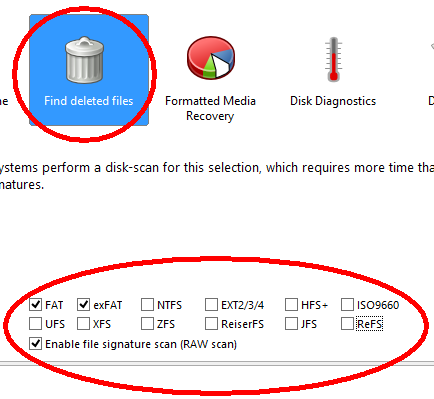 MaxDataGenius - How to recover lost video files (MP4, MOV, 3GP, M4V