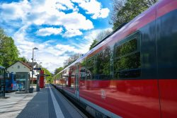 Buying a train ticket can be easier with a pushbox