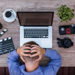 It is always a lot of stress for companies to lose video material